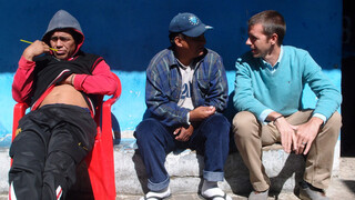 Amor met een snor: Bolivia