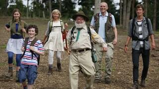 Zappbios: Vader met vier kinderen - terug naar de natuur