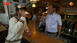 Wanneer je in Beieren bent, moet je bier drinken.