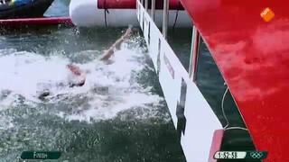 Weertman zwemt naar goud
