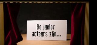 De Vloer Op Jr. - Wie zijn de junior acteurs?