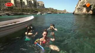 Gozo, heerlijk om te snorkelen!