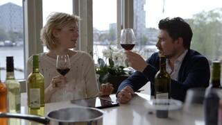 Zijn twee glazen rode wijn per dag gezond?