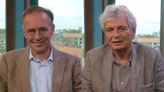 VPRO Boeken Geert van der Kolk en Reimar Schefold