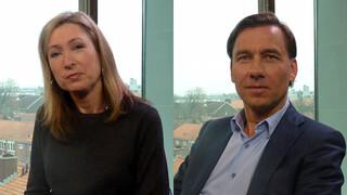 VPRO Boeken Deborah Scroggins en Maarten Doorman
