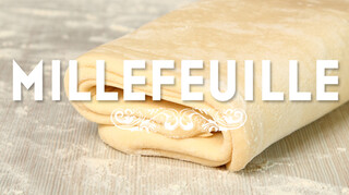 Heel Holland Bakt - Millefeuille