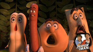 Sausage Party - Recensie