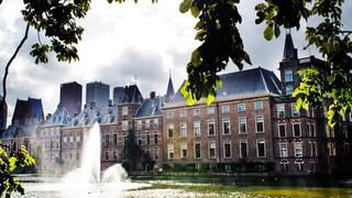 Haagse Lobby Rookgordijnen