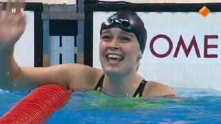 Jonge Kruger zwemt naar eerste goud voor Nederland