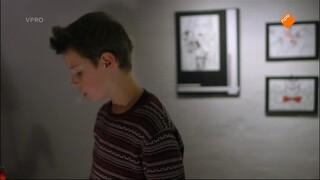 Beeldend kunstenaar Geert en Maarten Baas