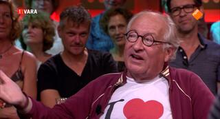 Youp van 't Hek wint VSCD Oeuvreprijs