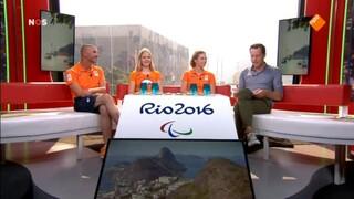Nos Paralympische Spelen - Sluitingsceremonie