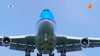 NOS 100 jaar Schiphol: Luchtzaken onder de zeespiegel