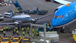100 Jaar Schiphol - Nos Viering 100 Jaar Schiphol