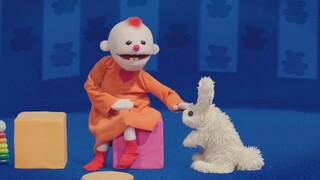 Babilu en de gekke maskers