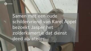 Karel Appel - Herinneringen van een schildersvriend