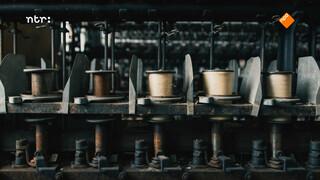 Silk mill fabriek tot leven gewekt