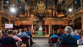 Eén voor allen: Viering voor de kerk in het Midden-Oosten