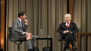 College Tour - Shimon Peres