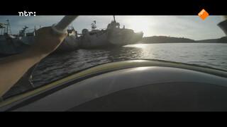 Inbreken op een marineschip? Makkie.
