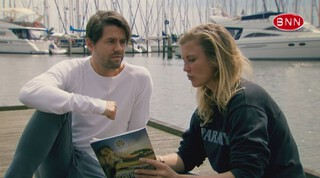 Simon Keizer en z'n vriendin Annemarie vinden 't uiterlijk heel belangrijk