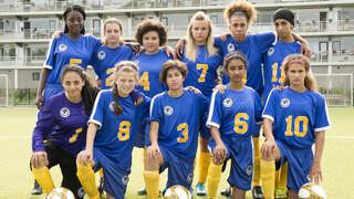 Voetbalmeisjes - Maya