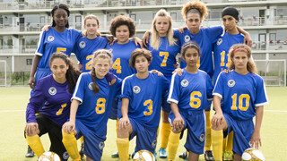 Voetbalmeisjes - Djamila