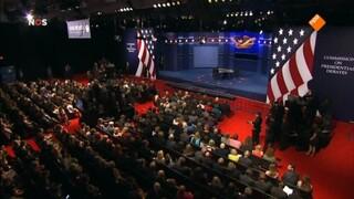 NOS: Debatten Tim Kaine - Mike Pence live