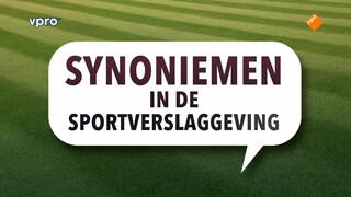 Synoniemen in de sport
