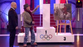 Is schilderen een Olympische sport?