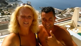Honeymoonvlog van Lucinda en Gerrit