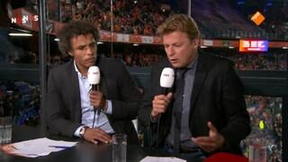 NOS WK-kwalificatie Voetbal Nederland - Wit-Rusland