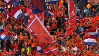 Nederland - Frankrijk 1ste helft