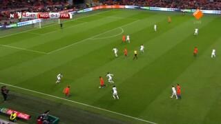 Nederland - Frankrijk 2de helft