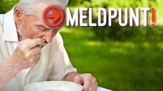 Ondervoeding sluipt erin bij ouderen