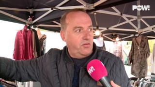 PowNews Vrachtwagenterreur in Woudrichem