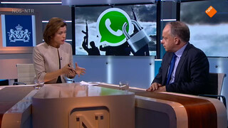 AIVD wil Whatsapp aftappen om terreur tegen te gaan