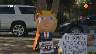 Wat Mexicanen met Trump willen doen