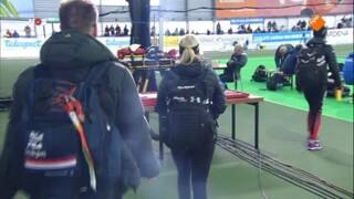 Nos Sport - Schaatsen Knsb Cup