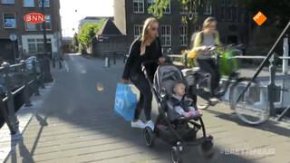 Met je baby naar de supermarkt