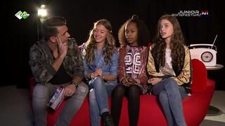 Junior Songfestival - Wie Is De Grootste Concurrent Van Kisses?