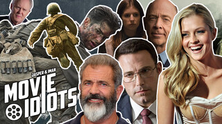 HACKSAW RIDGE, THE ACCOUNTANT - Movie Idiots #7