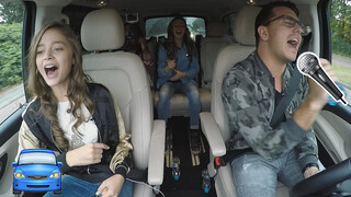 Junior Songfestival - Kisses & Jan Smit Zingen In De Auto!
