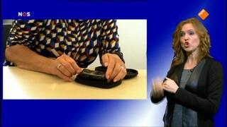 NOS Journaal met gebarentolk 08.00 uur NOS Journaal met gebarentolk