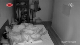 Uitslapen met een baby?
