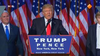 Donald Trump wint verkiezingen