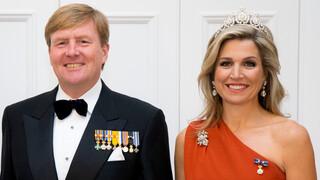 NOS Koningspaar in... NOS Koningspaar in Groot-Brittannië