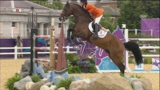Het Klokhuis - Top Springpaard