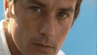Close Up Alain Delon - Portret van een acteur