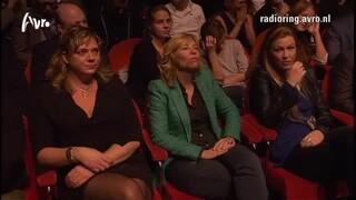 Gouden RadioRing 2013 - Zilveren RadioSter Vrouw